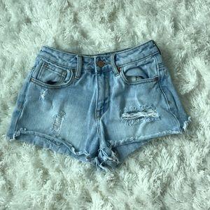 Pacsun Jean Shorts!